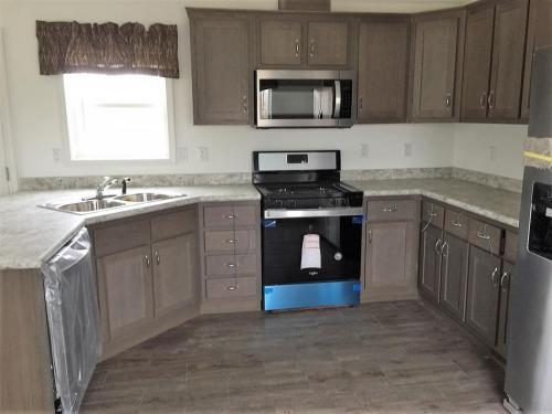 Kitchen Stainless Appliance