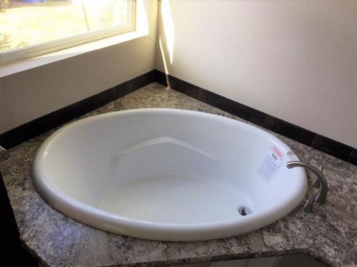 Master Bath with Large Soak Tub
