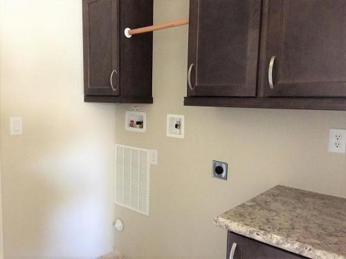Utility Room with Coat Closet